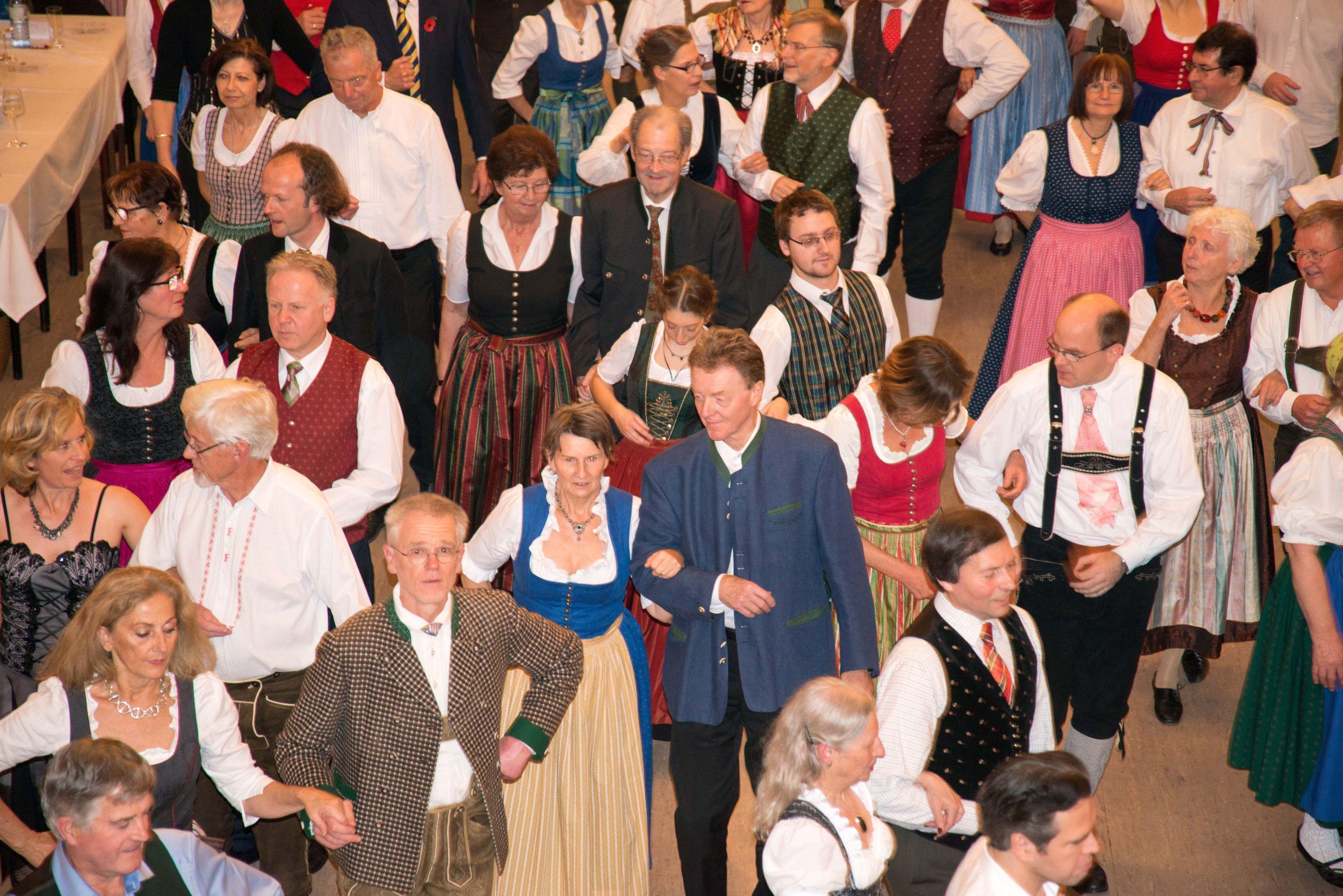Leopolditanz 2017, Allgemeiner Tanz, Triowalzer