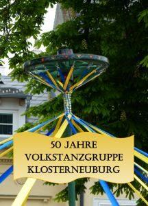 Festschrift 50 Jahre Volkstanzgruppe und 50 Jahre Leopolditanz