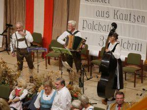 Die Familienmusik Fuchs spielt beim Leopolditanz auf.