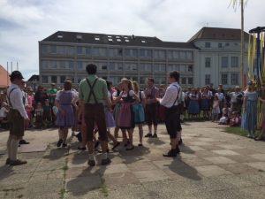 Saalbacher Vortänze zum Bandltanz, Walzer