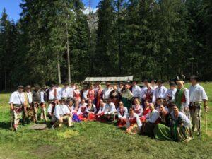 Volkstanzgruppe Zakopane